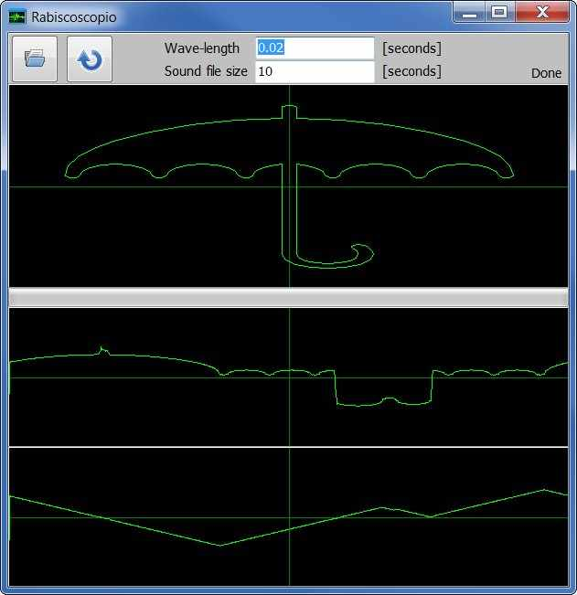 Oscilloscope drawing for everyone | Alex Porto