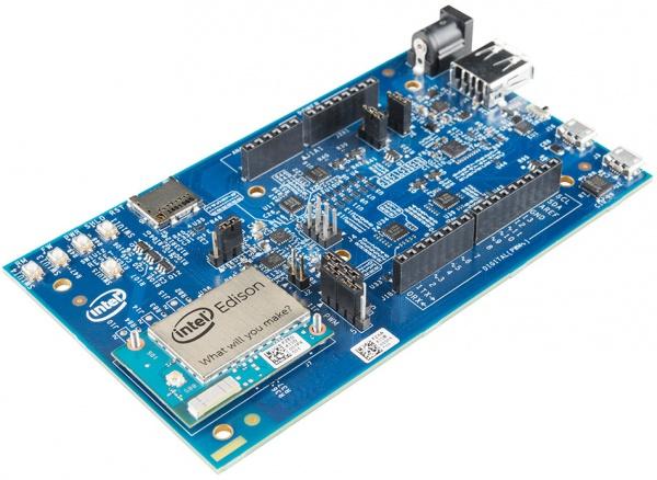 Computer Vision on Edison with OpenCV | Alex Porto